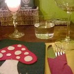 romantico tavolino