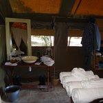 Nkorombo bathroom