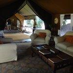 Nkorombo lounge