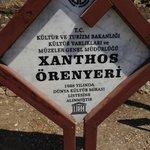 Arrivati a Xanthos