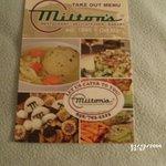 THIS IS MILTON'S in DEL MAR, CALIFORNIA