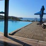 Sun Terrace/infinity pool