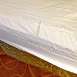 Ripped sheet