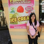 Crocodile Ice Cream