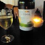 Idol white wine