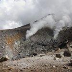 旭岳水蒸気噴出孔