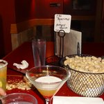 Martini's and Margarita's......