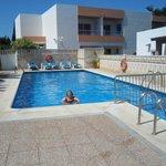 peacfull pool