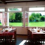 Salle de Restaurant / Petit Déjeuner - Domaine du Pignada - Anglet