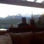 Admirando nuestra ventana