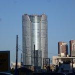 La Mori Tower à 2 pas de l'hotel