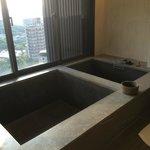 in-room hot spring