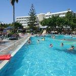 pool and main hotel