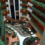 Hotel Center Atrium