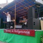 Heiligenstein - Live concert of Jean-Claude Bader (Johnny Hallyday tribute)