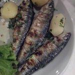 Ottime sardine alla griglia!