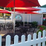 Best outside patio around!!!!!