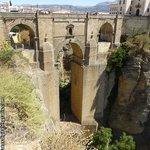 Puente sobre El Tajo de Ronda