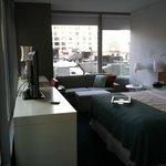King corner suite; 6th floor