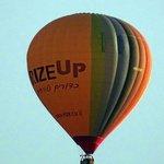 Skytrek Hot Air Balloon Tours Foto