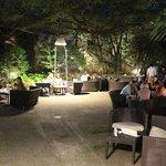 inviting patio/terrace