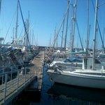 Port jachtowy w Mogan
