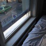 Rebord de la fenêtre