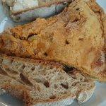 Pan y tarta artesanal