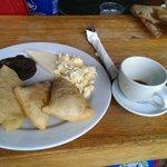 hmmmm breakfast