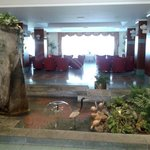 Fontanella in hotel