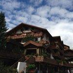 Das Ferienart Resort&Spa (Aussenansicht)