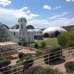 Biosphere site of guided tours