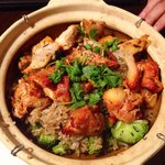 Chicken Claypot