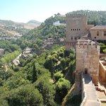 Vista desde la Torre de la Vela