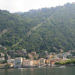 the Funicular from the Lake
