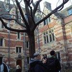 Vista dos prédios da Yale