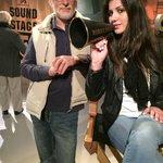 Meu amigo Steven Spielberg!!!