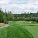 Par 3  Salish Cliffs