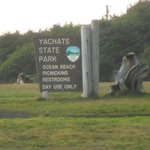 Yachats State Park is short distance from Dublin House Motel