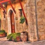 ingresso Ionas hotel