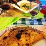 Foto de Pizza e pasta