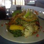 Anse Le Ray Potfish at Hi Tide Restaurant located at Bay Gardens Beach Resort, Rodney Bay
