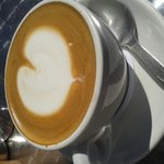 strong beautiful coffee :)