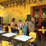 Café de La Nuit ou Café Van Gogh, Arles