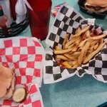 My Hamburger and Fries