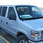 Explora transportation from Punta Arenas to the Hotel