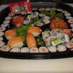 Photo of very sushi