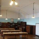 Old home economics classroom