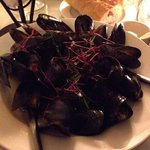 Drambuie Mussels
