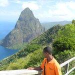 Tet Paul Nature Trail, St .Lucia